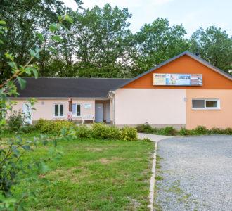 Sanitärgebäude 2 des Campingplatz Pirna